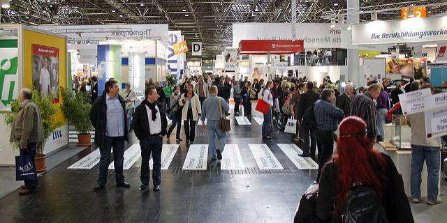 Estudiar Fisioterapia en Alemania - Feria de Rehabilitacion en Alemania REHACARE