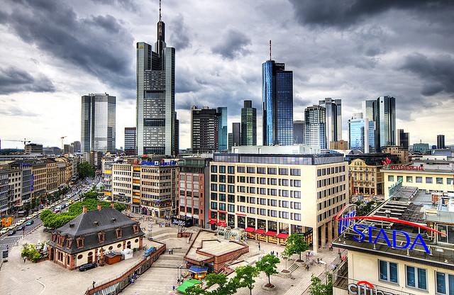 Frankfurt am Main - Estudiar MBA y Administración en Alemania