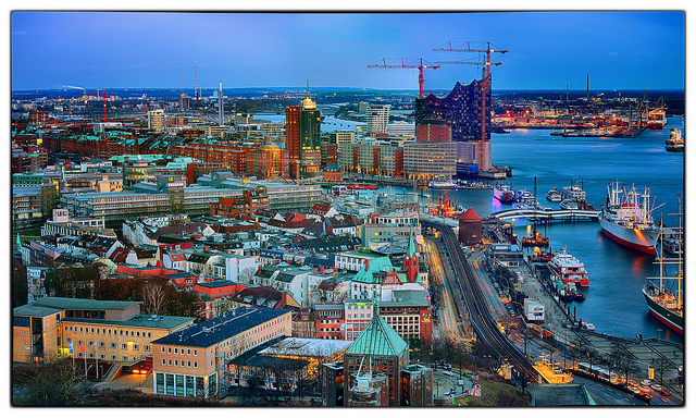 Imagen de Hamburgo Alemania