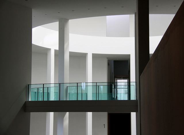 Becas Alexander Rave - Estudiar en Alemania. Foto: Modern Art Museum, Munich by O Palsson
