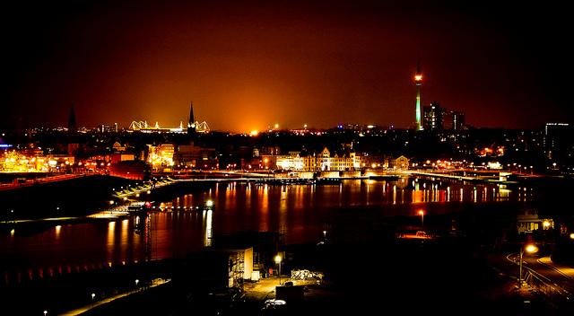 Dortmund panoramica