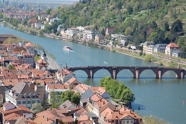 Estudiar en Heidelberg en Alemania