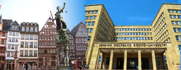 Universidades en Frankfurt